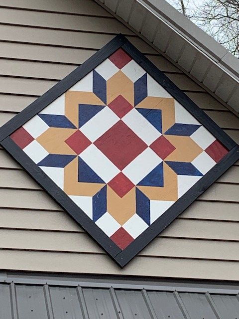 Enter the Perry County trail – Arkansas Quilt Trails